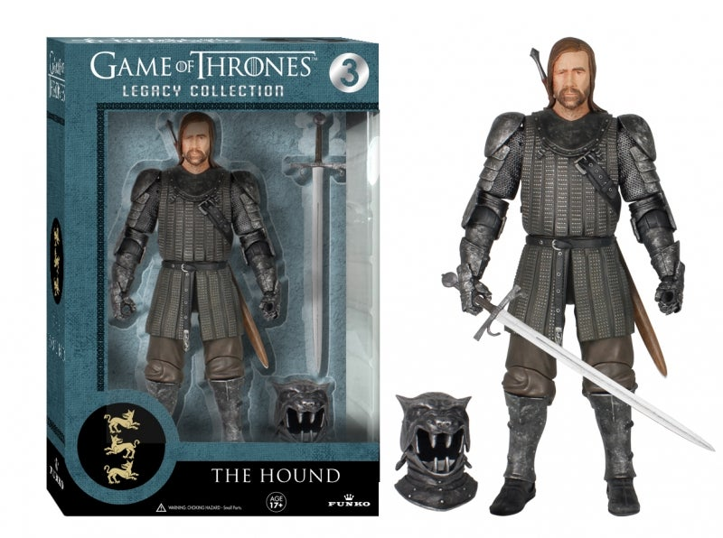 Official Game Of Thrones Action Figures...Could Have Been Worse