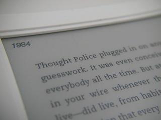 Australia Helps Get 1984 Back On Your Kindle