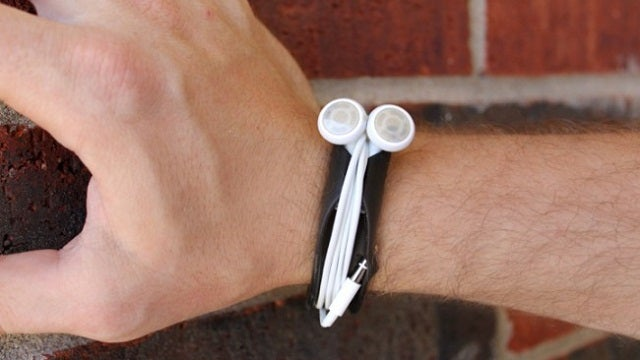 Stow Your Buds on Your Wrist, No Not Those Buds