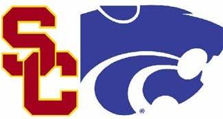 NCAA Pants Party: Southern California Vs. Kansas State