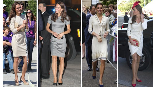Can Kate Middleton Bring Back Pantyhose?