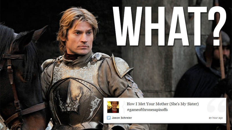 Game of Thrones Totally Needs These Spin-Off TV Series