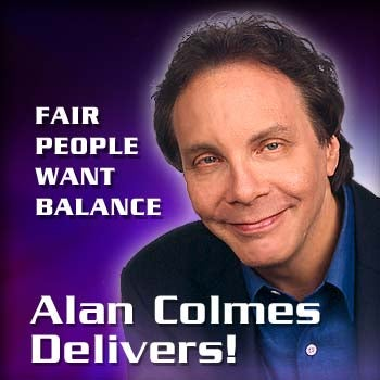 Alan Colmes Finally Walks Out on Hannity