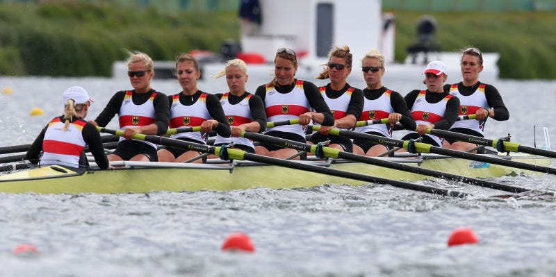 German Rower Quits Games Over Nazi Boyfriend Allegations