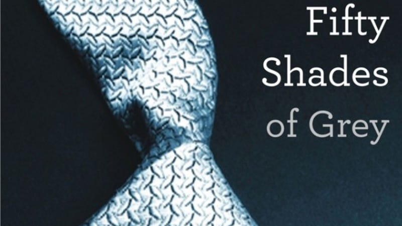 Women's Shelter Will Symbolically Recycle Copies of Fifty Shades of Grey Into Toilet Paper