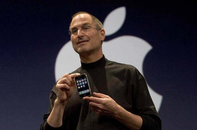 The iPhone's First Demo Was Buggy as Hell