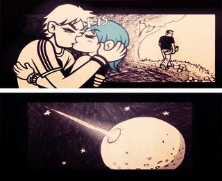 Who destroyed the moon best?