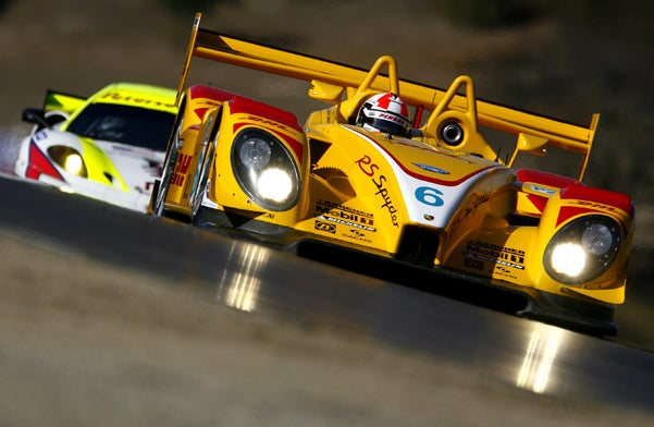 Porsche Follows Audi, Pulls Factory Team From ALMS