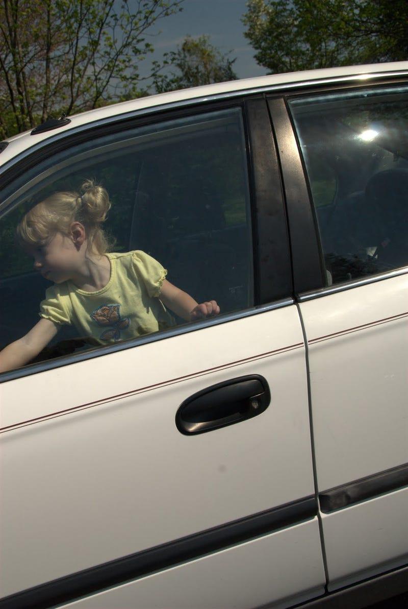 Deaths in hot cars claim 8 children so far this spring