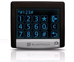 BlueTouch Adds A Bluetooth Dialpad To Your Vehicle
