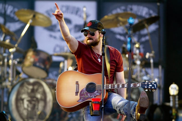Twang 'n' Roll: Eric Church and the New Rock Stars of Country Music