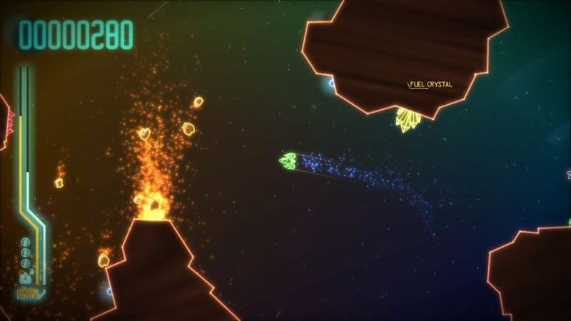 Gravity Crash Preview: Retro Evolved