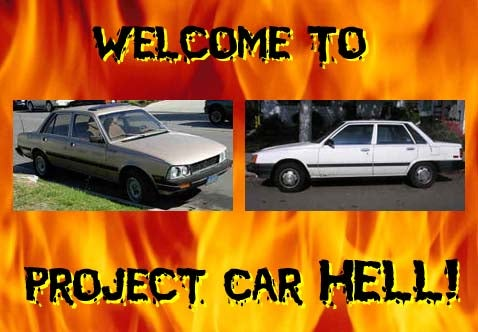 PCH, Turbodiesel Edition: Peugeot 505 or Toyota Camry?
