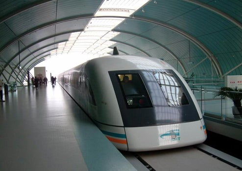 Transportation Bill Gives $45 Million To Maglev Project, Sets It Up For Fail