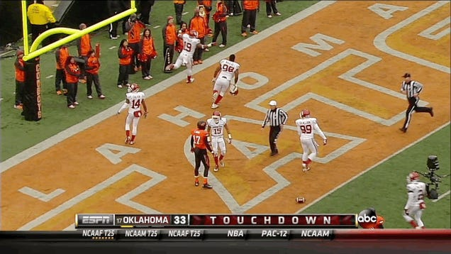 Oklahoma State Is Lousy With Sore Losers