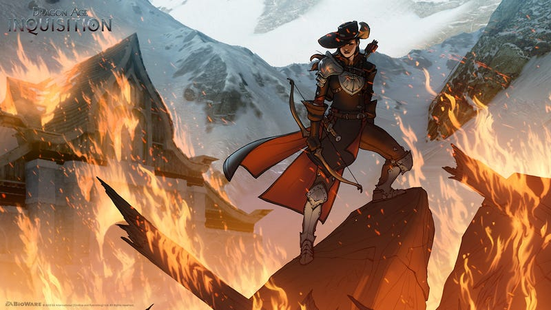 Gallery Of Concept Art From Dragon Age: Inquisition