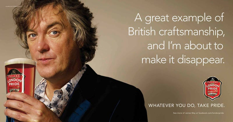 James May just said that a Silver Shadow and a Mustang are the best people's cars.