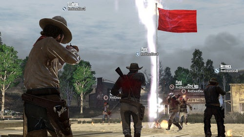 Storming The Stronghold In Red Dead Redemption