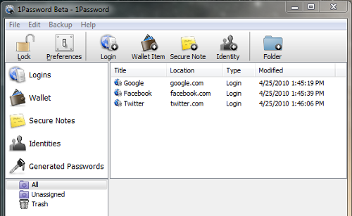 1Password Beta Now Manages Your Passwords on Windows, Too