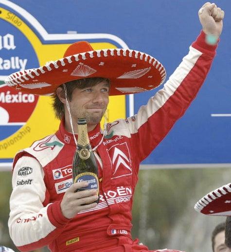 2007 Corona Rally Mexico, Final