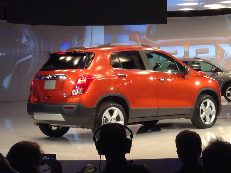 Get Excited Because The Chevrolet Trax Is Coming To America