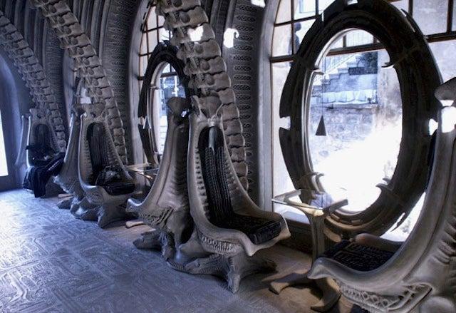 Az Alien és a többiek – sok-sok csodás kép H. R. Giger életművéből