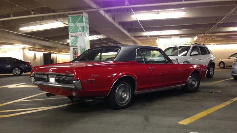 This Mercury Cougar XR-7 Is A Muscle Car For Classy Gentlemen