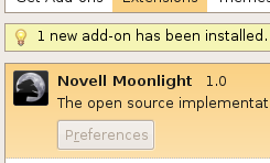 Moonlight 1.0 Gives Linux Users Silverlight 1.0 Compatability