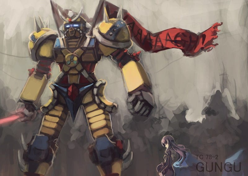 Chinese Toymaker Forced to Apologize for Gundam Ripoffs