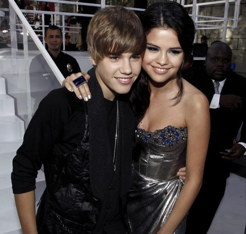 Justin Bieber and Selena Gomez Are Most Definitely In Love
