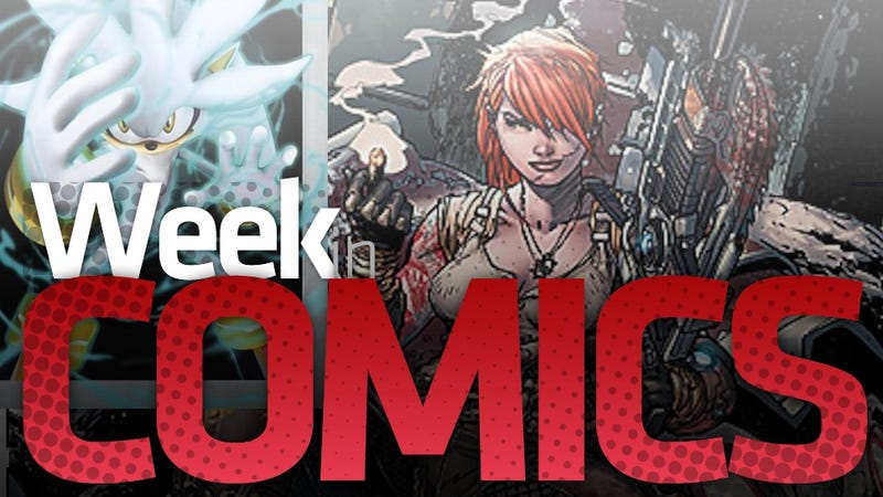 Mass Effect, Deadpool, Gears of War And More Comics Than Ever Before