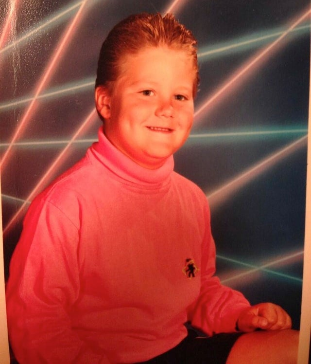 Richie Incognito Was Pretty Much The Raddest Kid In Englewood, N.J.