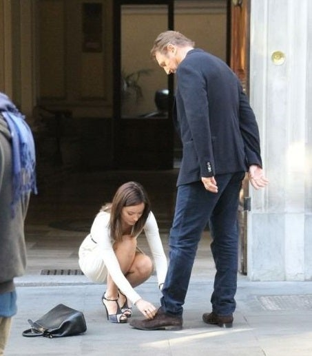 Reason to want to be Liam Neeson # 26