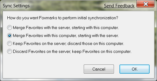 Foxmarks Bookmark Syncing Available for IE, Safari
