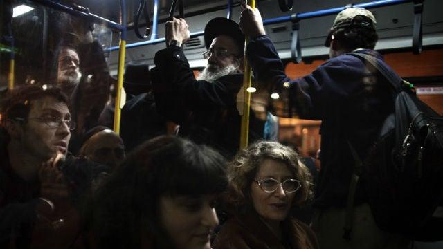 Israel's Lady Problem