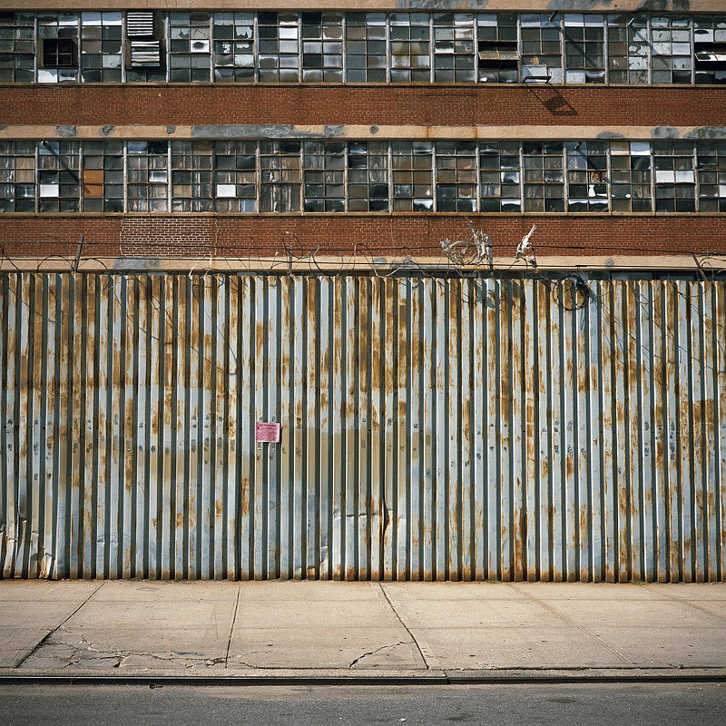 Photos of Fences in Brooklyn Make Urban Eyesores Beautiful