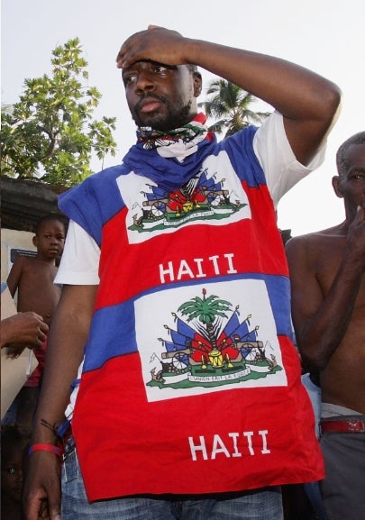 Wyclef Resigns From Yele Haiti Charity