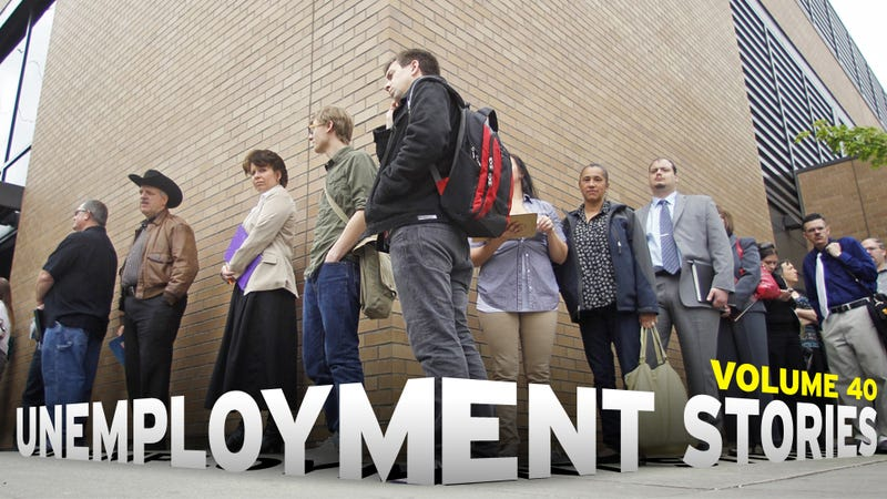 Unemployment Stories, Vol. 40: The Final Installment