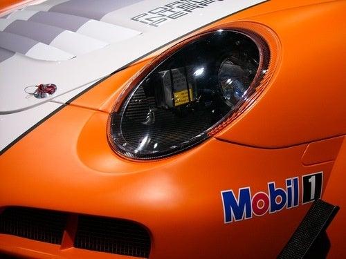 2010 Geneva Motor Show: Porsche 911 GT3 R Hybrid