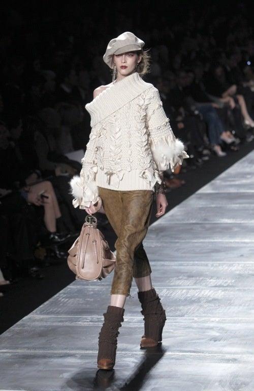 Le Fragile & Le Fierce At Dior