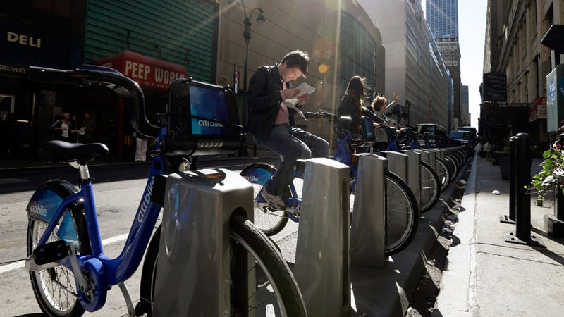 Tycoon's Pet Newspaper Thinks For-Profit Citi Bikes Are Socialism
