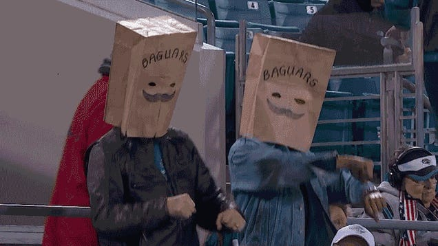 A Thursday Blowout Offered The Quintessential Jaguars Gif
