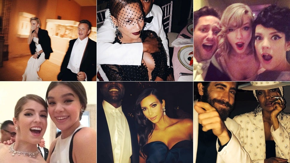 Celebrities Instagrammed the Crap Out of The Met Gala