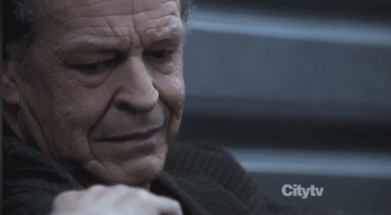 John Noble's Finest Moment from Last Night's Fringe