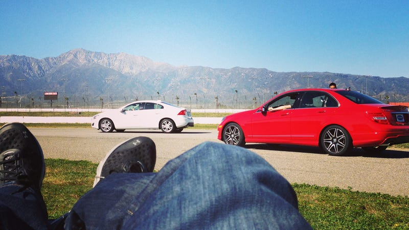 What It's Like to Put Six Luxury Sedans to the Test