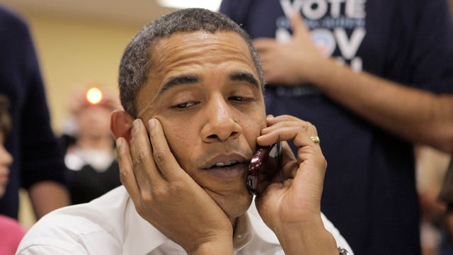Obama Incites Masses into Destroying Congressional Phone System