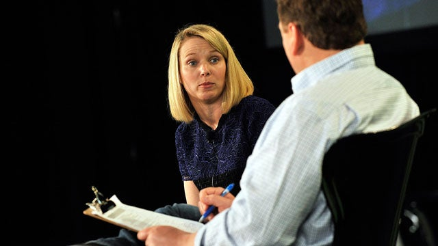 New Yahoo CEO Marissa Mayer Is Pregnant