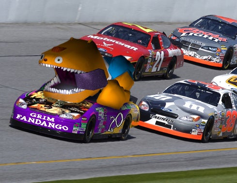 Kotaku 'Shop Contest: NASCAR Edition Winners