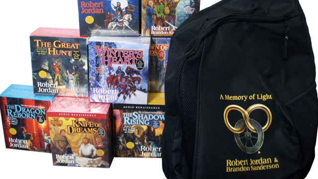 Win The Most Awesome Wheel of Time Swag Ever