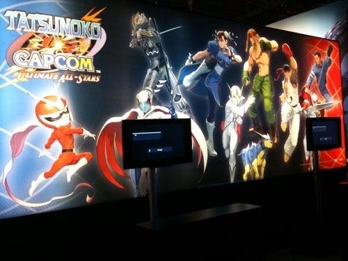 Gamescom Booth Blitz: Capcom